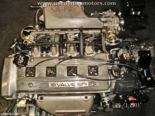 2000 Toyota Corolla For Sale >> Engine Details