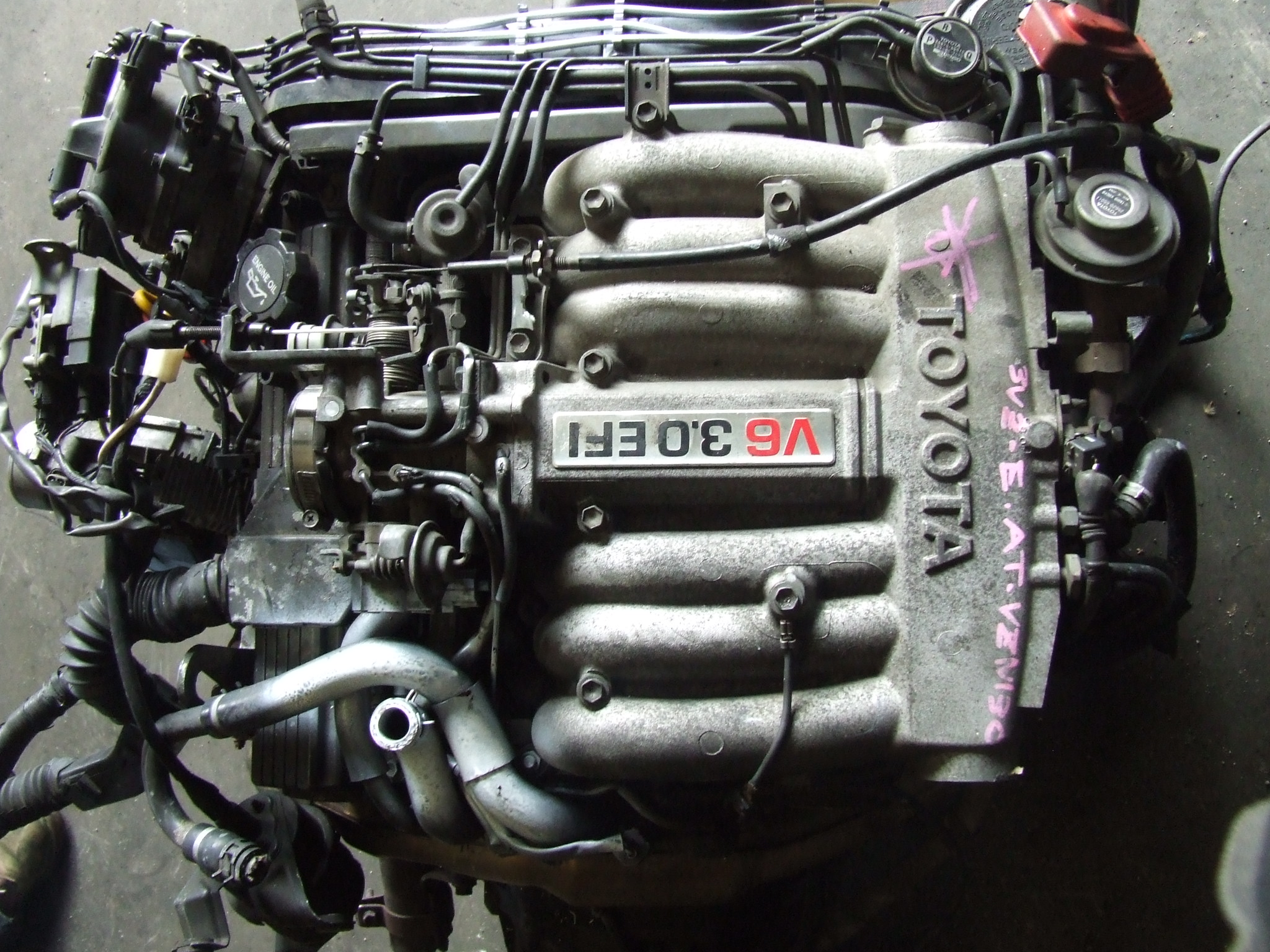 toyota 4runner engines used toyota 4runner engine 1995 Toyota 4Runner Vacuum Diagram engine details